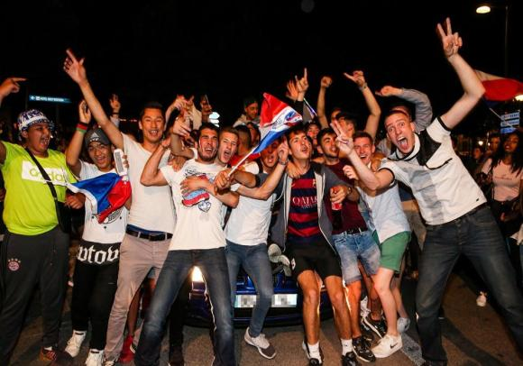 JOIE SUPPORTERS EURO 1-2 F-30