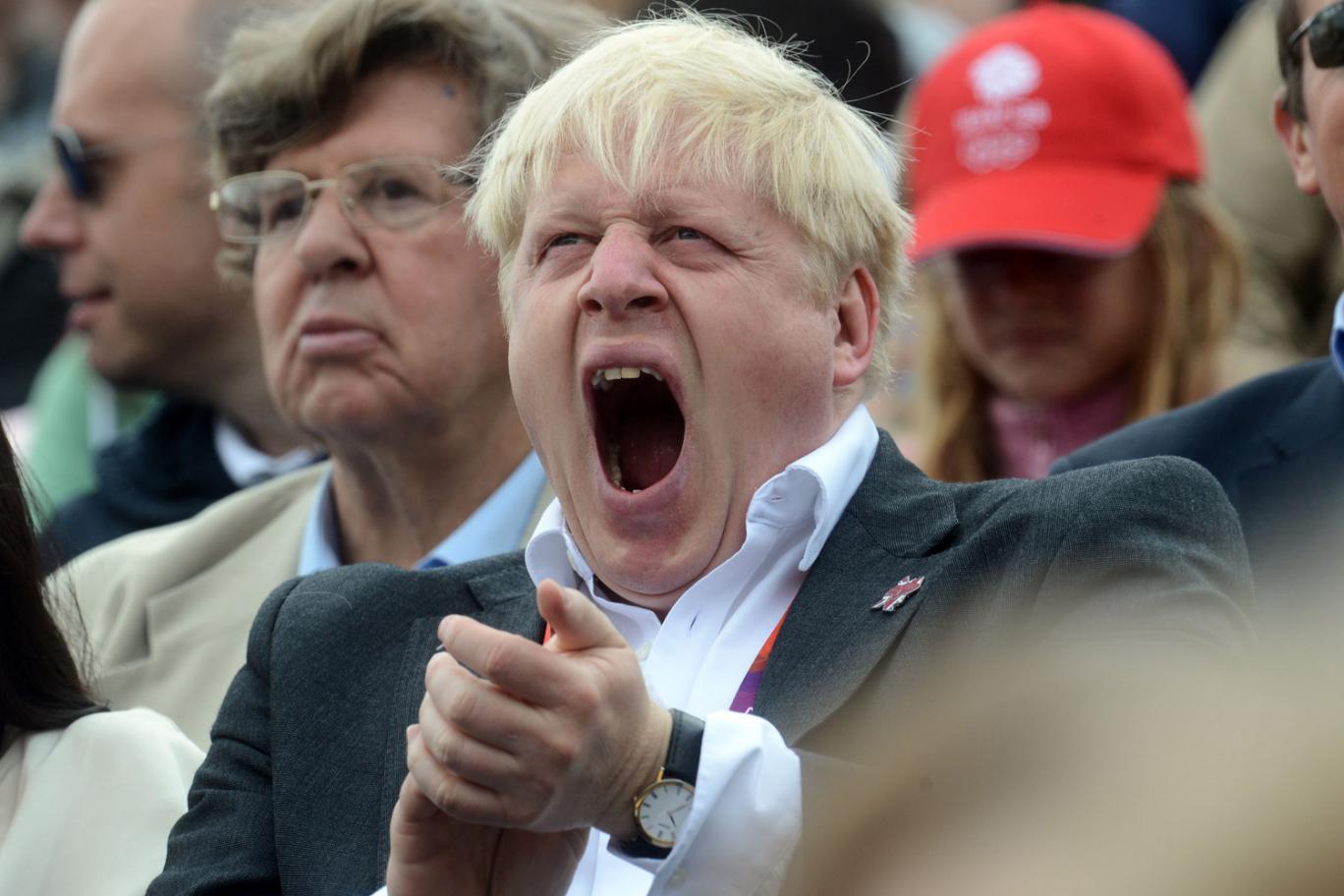 Boris Johnson, Jeremy Selwin