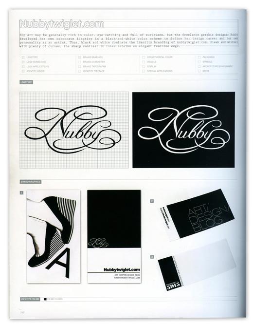 super identity nubbytwiglet.com nubby twiglet branding