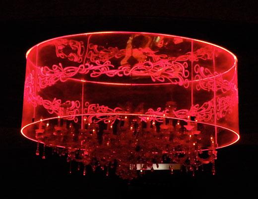 las vegas chandelier