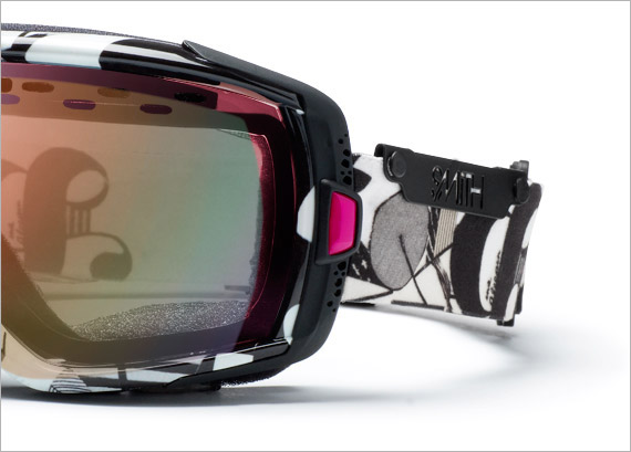 smith optics nubby snowboarding goggles