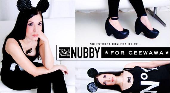 solestruck graphic design nubby twiglet