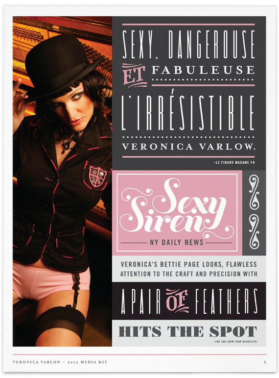 veronica varlow burlesque media kit nubby twiglet
