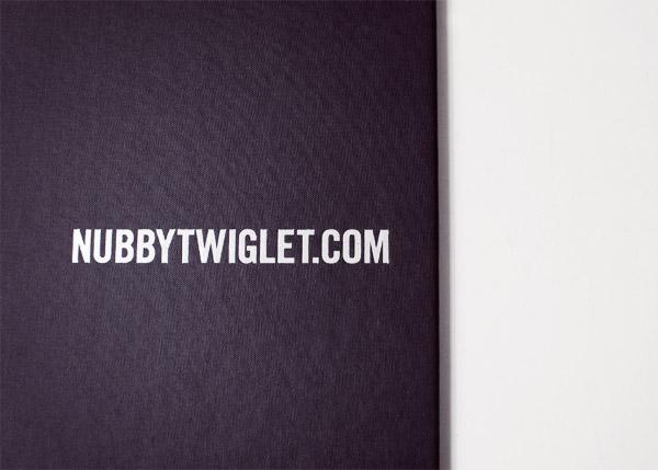 nubby twiglet print portfolio