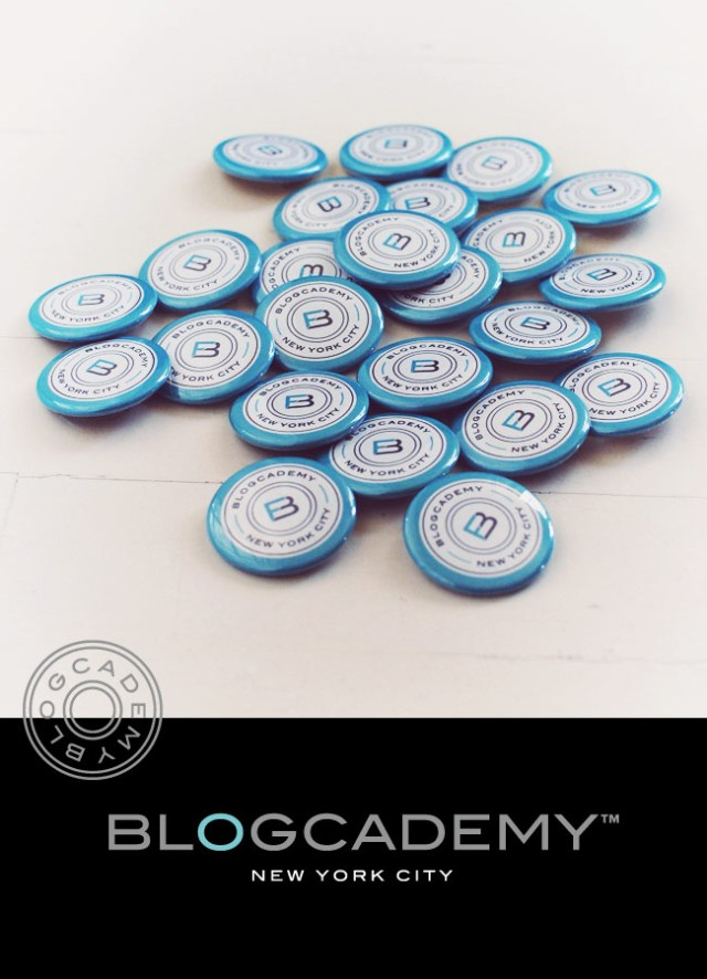 The Blogcademy Pins