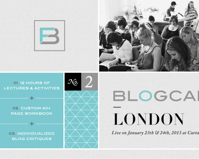 The Blogcademy Website