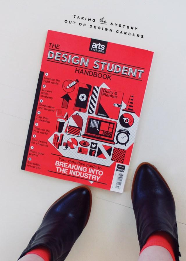 Nubby Twiglet Computer Arts Design Student Handbook