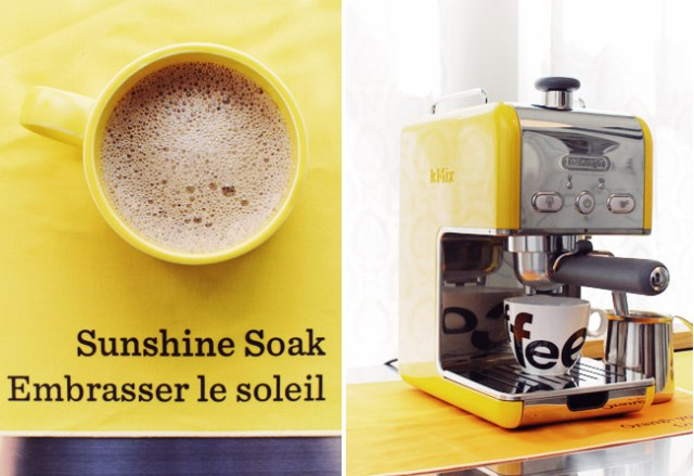 Coffee at Home: Delonghi KMix