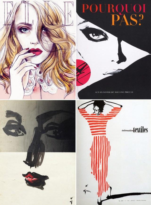 Modesquisse Fashion Illustration