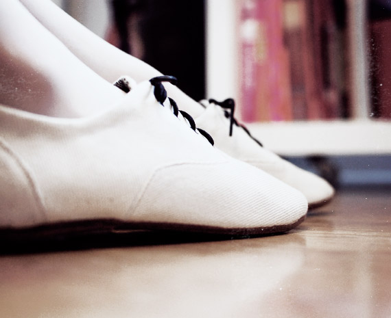 osborn spike shoes