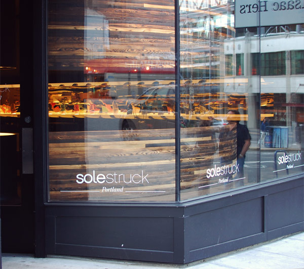 solestruck pdx retail
