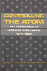 Book cover of Controlling the Atom