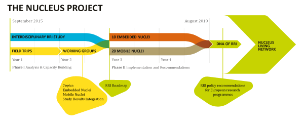 Project timeline overview