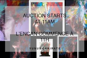 Yunus Chkirate Holds Online Auction for Maison Plein Coeur