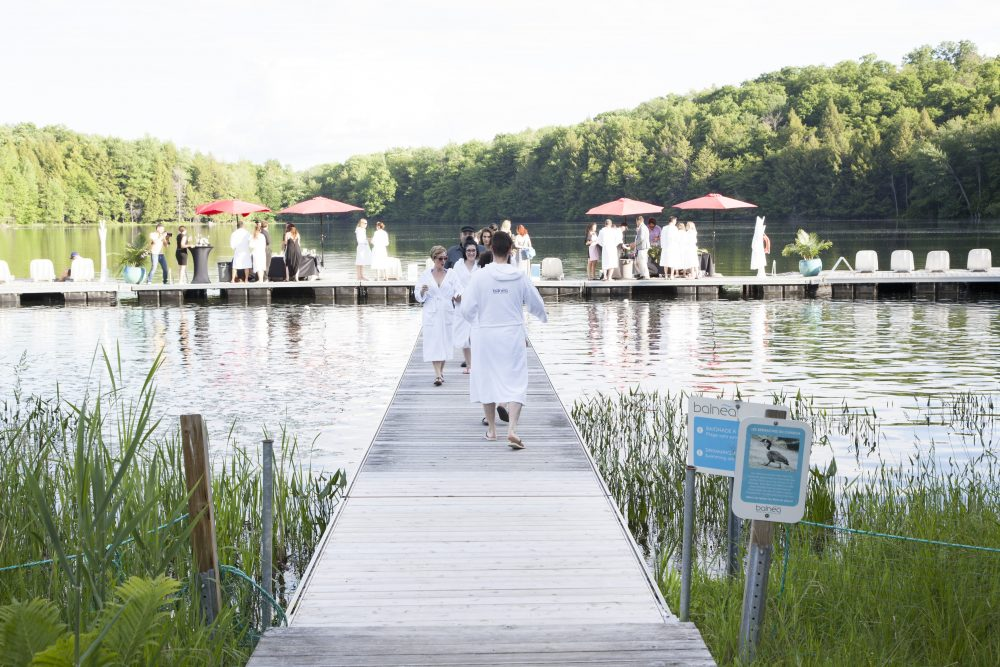Summer Activities Été des Chefs 2016 Spa Balnea