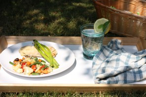 Healthy Summer Meal Planning with SodaStream and Otago