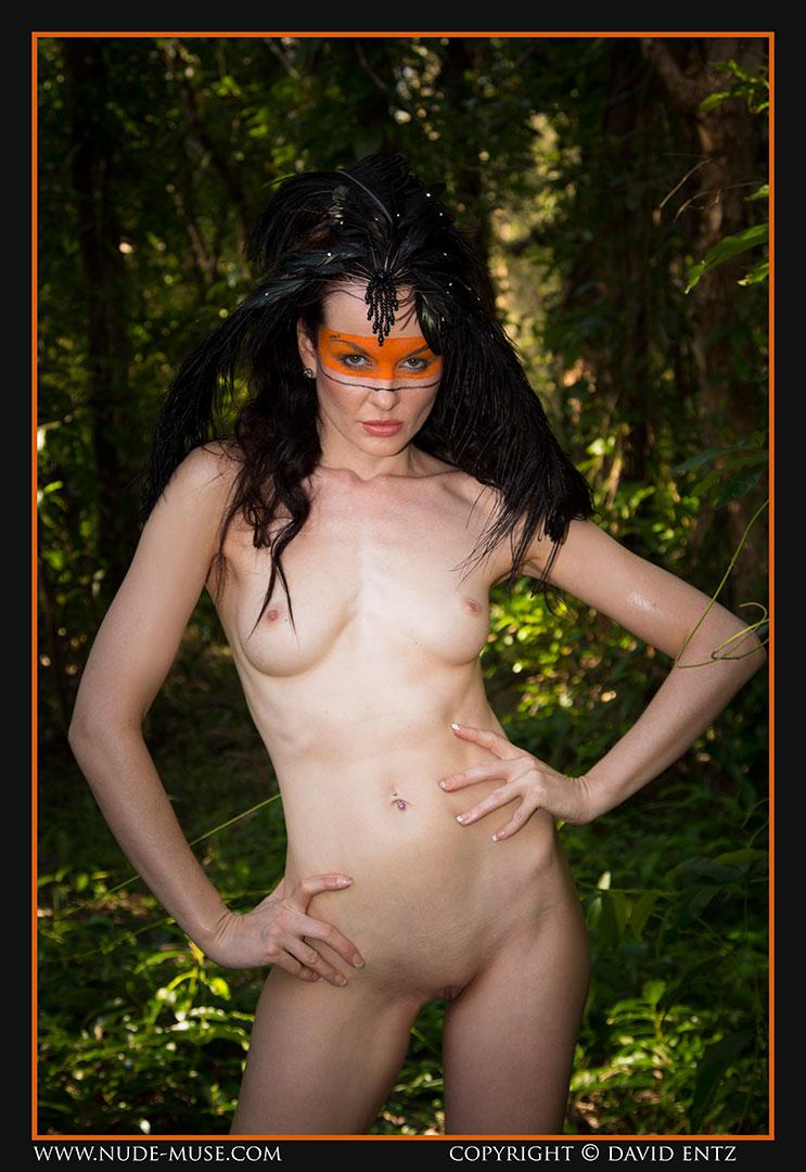 naked jungle tribe guys