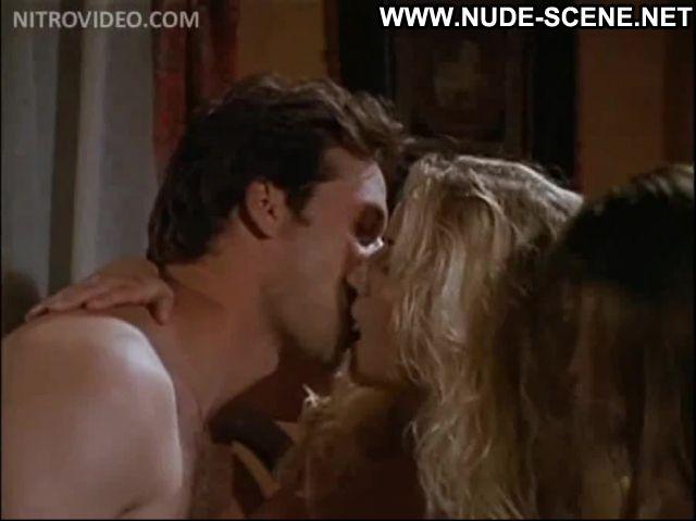 Amber Newman Nude Sexy Scene Threesomes Lesbian Scene Blonde