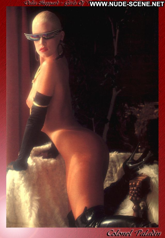 Delia Sheppard Nude Sexy Scene Big Ass Milf Big Tits Blonde
