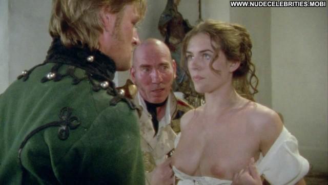 Elizabeth Hurley Nude Sexy Scene Sharpes Enemy Breasts Foxy