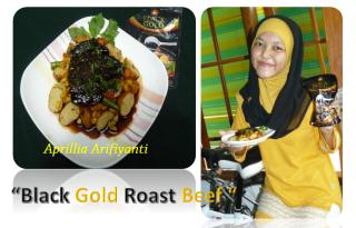 Roast Beef Ala Chef Jatu