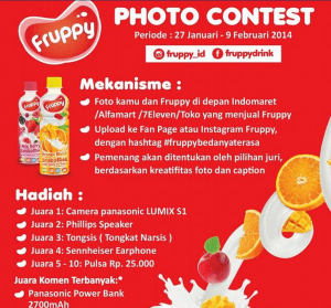 fruppy photo contest