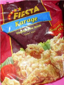 Fiesta karage