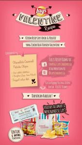 lays valentine receipe