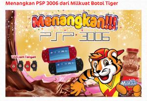 PSP 3006 Milkuat