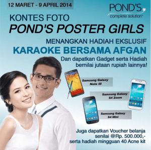 pnds poster girls