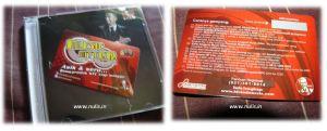 KFC kartu musik