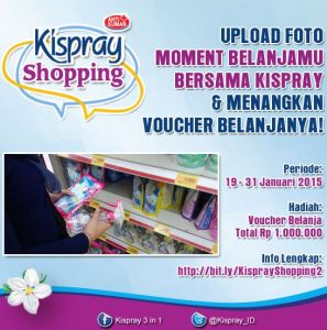 Kispray Shopping