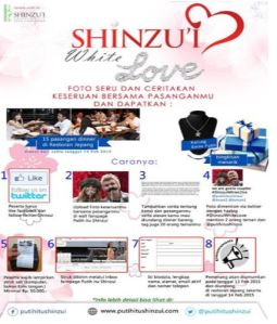 Shinzui With Love Berhadiah Spesial Dinner