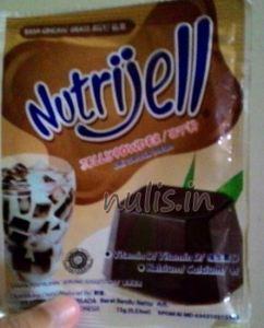 nutrijel coklat
