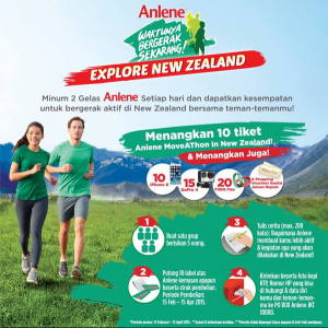Explore New Zealand With Anlene