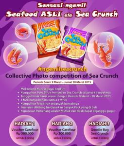 sea crunch