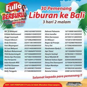 Fullo Bali