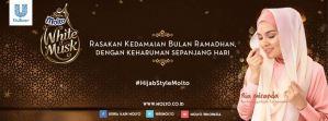 Hijab Style Molto Berhadiah Baju Ekslusive Ria Miranda & Paket Produk