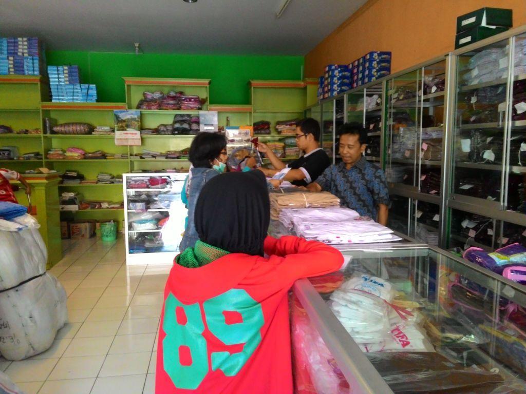 Toko Wibisono Purwokerto Pakaian Seragam Sekolah Lengkap Tersedia