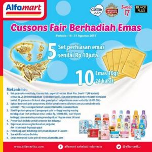Cussons Fair