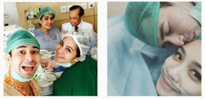 Raffi - Gigi : Wellcome To The World Baby Rafathar ...