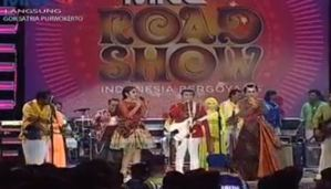 Purwokerto Bergoyang Bersama MNCTV Road Show Live!