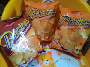 Piattos Snack Kentang : Beli 2 Gratis 1