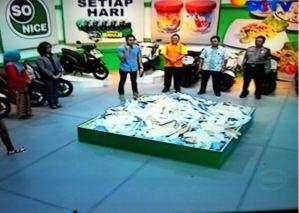 10 Pemenang Honda Beat Undian So Nice (03 September 2015)