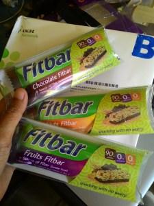 Fitbar : Hadiah Surprise Kalbe