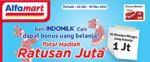 Indomilk alfa week 1