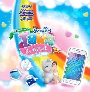 Lomba Foto Tawa Si Kecil Berhadiah Samsung Galaxy J2