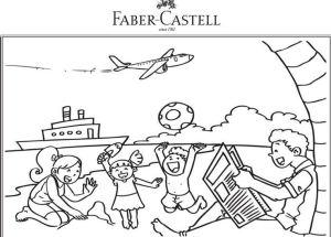 Fun Holiday With Faber Castell Berhadiah Bingkisan Menarik Faber Castell