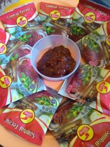 Sambal Terasi Uleg Fina Food : Berasa Banget Terasinya