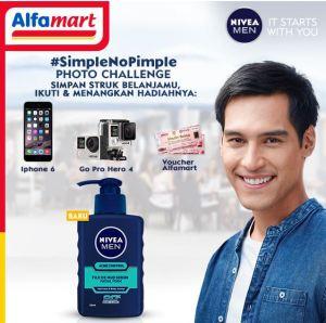 Simple No Pimple Photo Challenge Berhadiah Iphone 6
